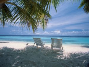 Beach for HuntWebDesign